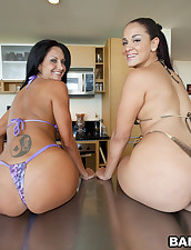 Super worthy large ass Ava Addams and..