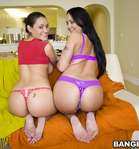 Huge big asses and obese..